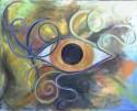 The Orange Eye