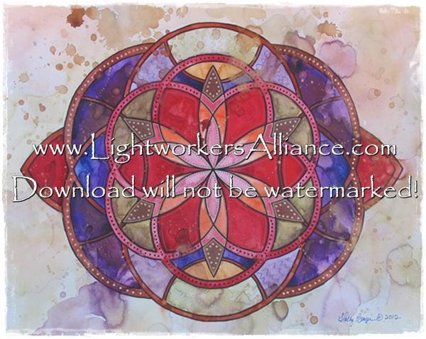 Focused Merkaba Healing